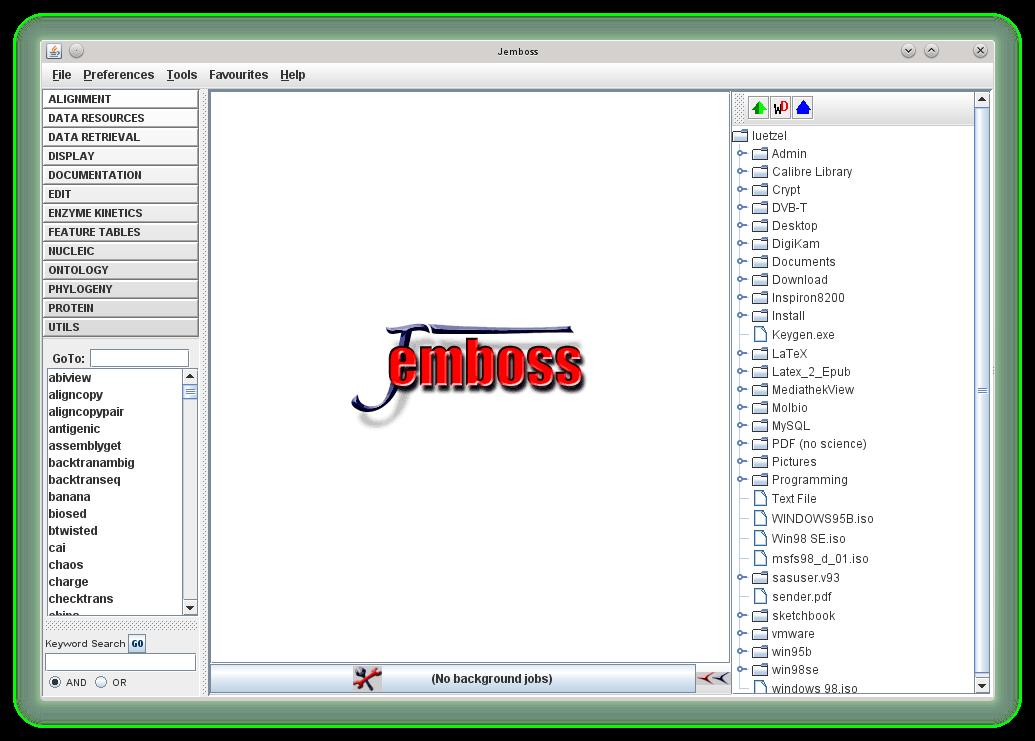 Jemboss Server Setup on a Raspberry Pi | Yet another Raspberry Blog …