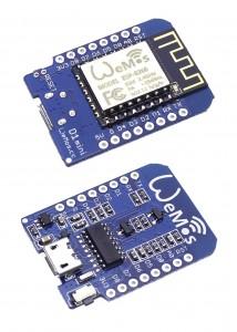 D1 mini board