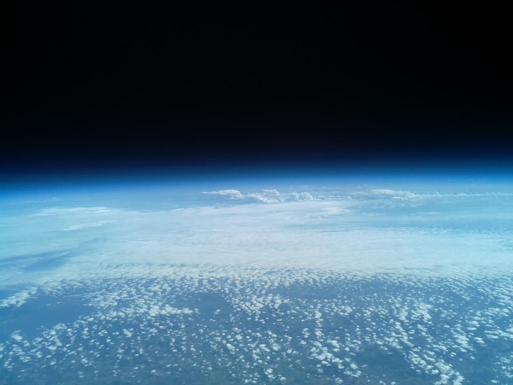 Stratosphere Ballon – Strato II